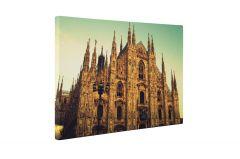 Domul din Milano - Tablou Canvas - 4Decor