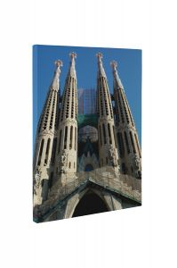 Sagrada Família - Tablou Canvas - 4Decor
