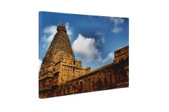 Biserica hindusa - Tablou Canvas - 4Decor
