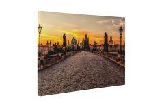 Podul Carol Praga - Tablou Canvas - 4Decor