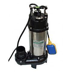 Pompa submersibila Progarden V2200DF, Putere 2200W, Debit 31200 l/h, Inaltime maxima 10m, Cu plutitor