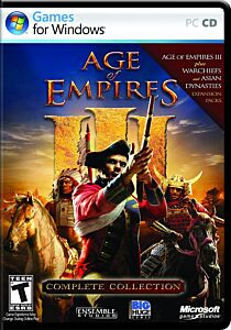 Joc Age Of Empires III: Complete Collection (cod Activare Steam)