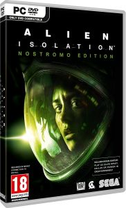 Joc Alien: Isolation Nostromo Edition Key (cod Activare Steam)