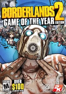 Joc Borderlands 2 Goty Edition (cod Activare Steam)
