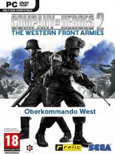 Joc Company Of Heroes 2: The Western Front Armies - Oberkommando West (cod Activare Steam)