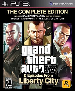 Joc Grand Theft Auto Iv Complete Edition Pentru Playstation 3