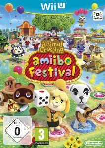 Joc Animal Crossing Amiibo Festival Pentru Nintendo Wii-u