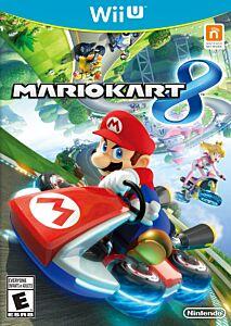Joc Mario Kart 8 Pentru Nintendo Wii-U