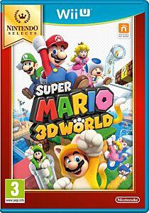 Joc Super Mario 3d World (selects) Pentru Nintendo Wii-U