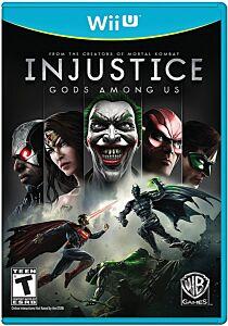 Joc Injustice: Gods Among Us (oz) Pentru Nintendo Wii-u