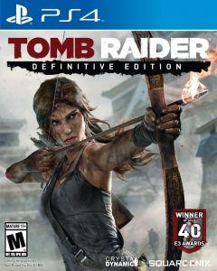 Joc Tomb Raider-definitive Edition Pentru Playstation 4