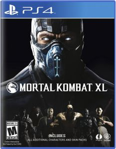 Joc Mortal Kombat Xl Pentru Playstation 4