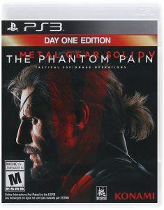 Joc Metal Gear Solid V(5): The Phantom Pain-day 1 Edition Pentru Playstation 3