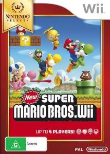 Joc New Super Mario Bros.(selects) Pentru Nintendo Wii