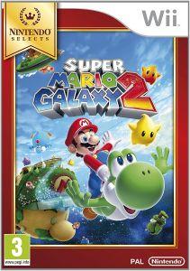 Joc Super Mario Galaxy 2 (selects) Pentru Nintendo Wii