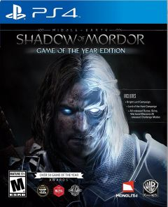 Joc Middle-earth :shadow Of Mordor -game Of The Year Edition Pentru Playstation 4