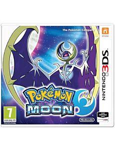 Joc Pokemon Moon Pentru Nintendo 3ds