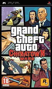 Joc Grand Theft Auto: Chinatown Wars Pentru Playstation Portabil