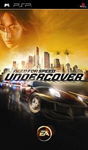 Joc Need For Speed Undercover (essentials) Pentru Playstation Portabil