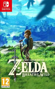 Joc The Legend Of Zelda: Breath Of The Wild Pentru Nintendo Switch
