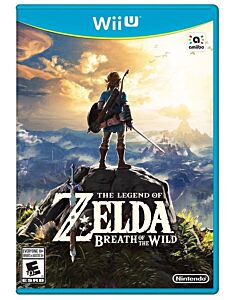 Joc The Legend Of Zelda: Breath Of The Wild Pentru Nintendo Wii-u