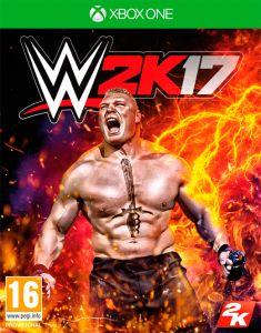 Joc Wwe 2k17 Pentru Xbox One