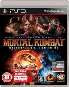 Joc Mortal Kombat Komplete Edition Mortal Kombat Komplete Edition Pentru Playstation 3
