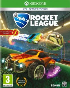 Joc Rocket League: Collector's Edition Rocket League: Collector's Edition Pentru Xbox One