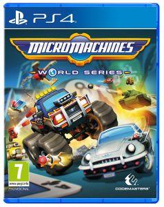 Joc Micro Machines: World Series Pentru Playstation 4