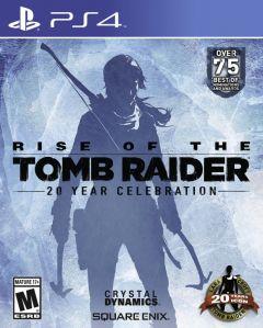 Joc Rise Of The Tomb Raider : 20 Year Celebration Pentru Playstation 4