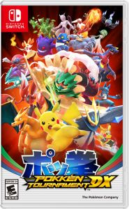 Joc Pokken Tournament Dx - Pentru Nintendo Switch