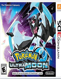Joc Pokemon Ultra Moon Pokemon Ultra Moon Pentru Nintendo 3ds