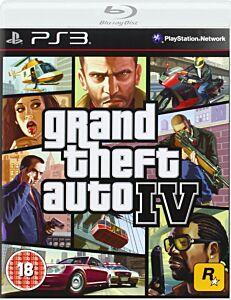 Joc Grand Theft Auto Iv Grand Theft Auto Iv Pentru Playstation 3