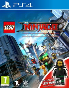 Joc Lego The Ninjago Movie: Videogame Pentru Playstation 4
