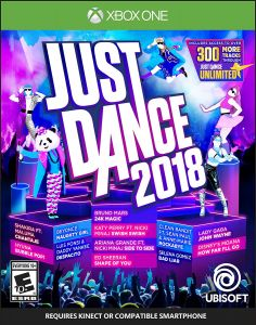 Joc Just Dance 2018 Pentru Xbox One