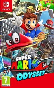 Joc Super Mario Odyssey () Pentru Nintendo Switch