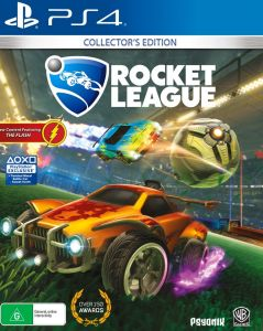 Joc Rocket League Collectors Edition Pentru Playstation 4