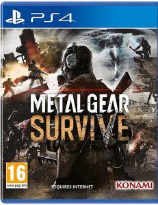 Joc Metal Gear Survive Pentru Playstation 4