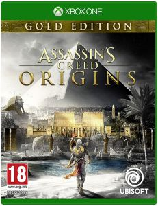 Joc Assassins Creed Origins Gold Edition - Assassins Creed Origins Gold Edition - Pentru Xbox One