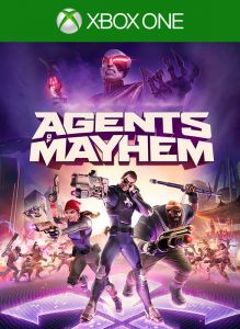 Joc Agents Of Mayhem (xbox One) Pentru Xbox One