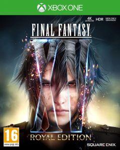 Joc Final Fantasy Xv Royal Edition - Final Fantasy Xv Royal Edition - Pentru Xbox One