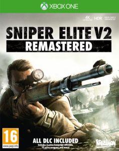 Joc Sniper Elite V2 Remastered pentru Xbox One