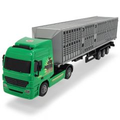 Camion Dickie Toys Road Truck Farm