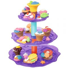 Jucarie Simba Etajera prajituri Art and Fun Cupcake Etagere
