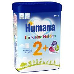 Lapte praf Humana Kindergetrank 2+ de la 2 ani 650 g