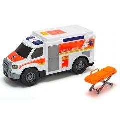 Masina ambulanta Dickie Toys Medical Responder cu accesorii