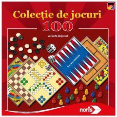 Set jocuri Noris Colectie cu 100 de jocuri