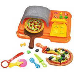 Set Simba Art and Fun Pizza Dough cu 14 accesorii