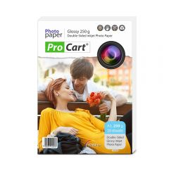 Hartie Foto ProCart High Glossy Dual Side 250g, A3, 20 coli
