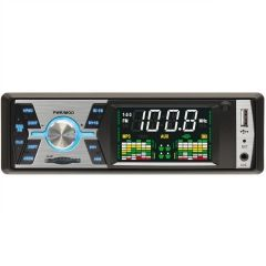 Radio MP3 player auto, port USB, SD, cu telecomanda